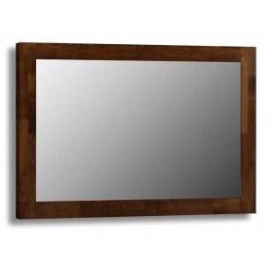 Julian Bowen Minuet Wenge Wall Mirror