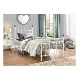 Birlea Atlas Metal Bed Frame