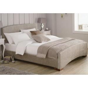 Serene Anastasia Fabric Bed Frame-