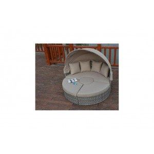 WGF Rustic Large Day Bed