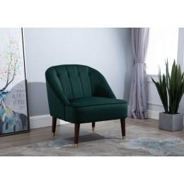 Alexa Green Chair Room Set