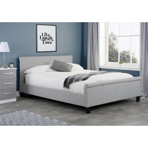 Birlea Stratus Fabric Bed Frame-