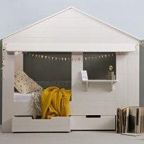 Woood Kids House Cabin Bed