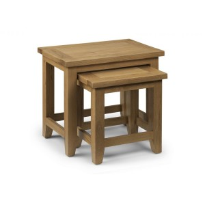 Julian Bowen Astoria Nest of Tables -