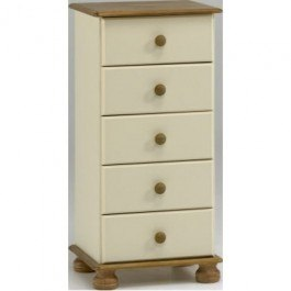 Steens Richmond 5 Drawer Narrow Chest