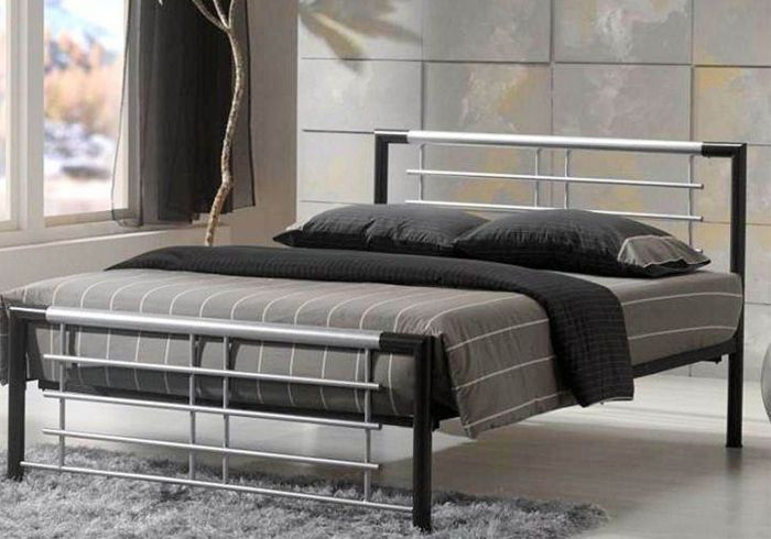 Metal Beds Ltd Atlanta Metal Bed Frame