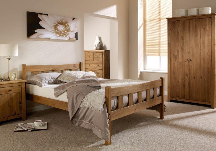 LPD Havana Bed Frame