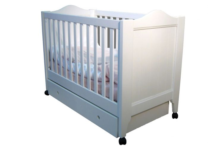 Mathy By Bols Lime Cot with Optional Trundle
