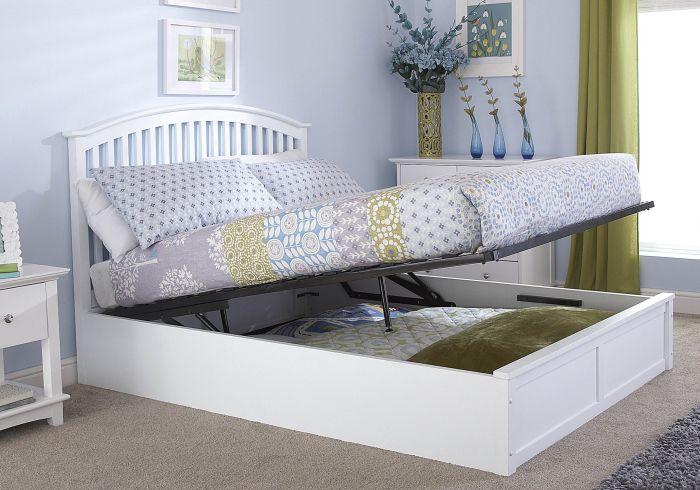 GFW Madrid Storage Bed