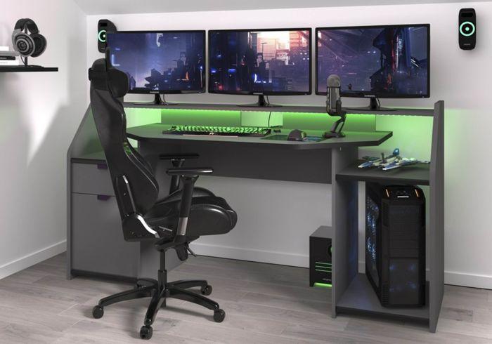Parisot Setup Gaming Desk