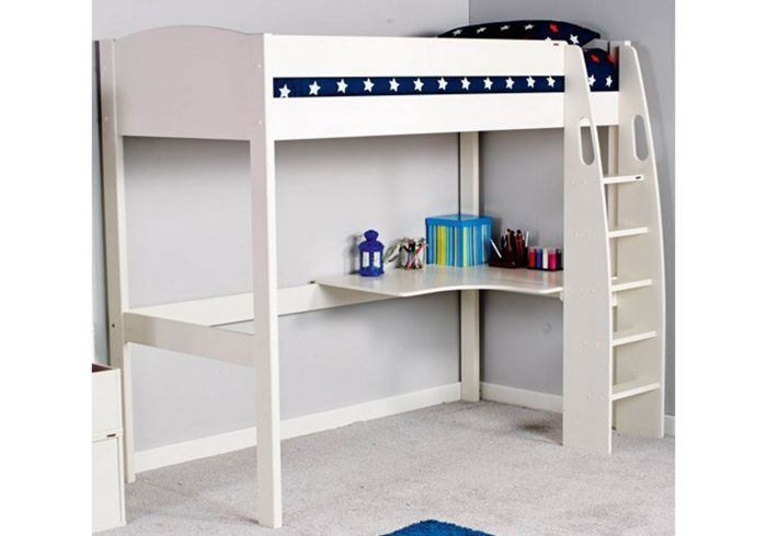 Stompa UNO S Highsleeper With Desk