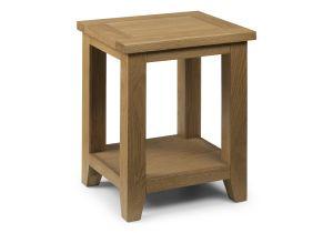 Julian Bowen Astoria Lamp table