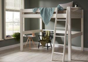 Flair Furnishings Scandinavia Double Bed High Sleeper
