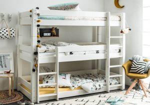 Flair Furnishings Scandinavia Triple Bunk Bed