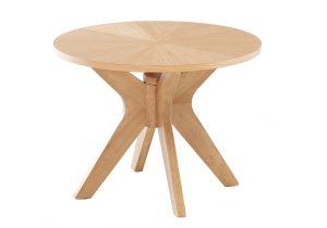 LPD Malmo End Table White Oak