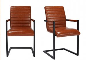 LPD Montana Carver Dining Chairs Set of 2
