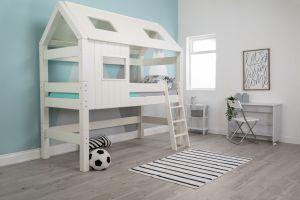 Flair Scandinavia Tree House Mid Sleeper