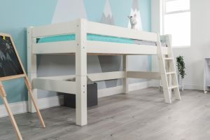 Flair Scandinavia Low Midsleeper Bed