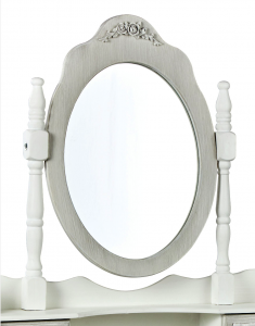 LPD Brittany Dressing Table Mirror