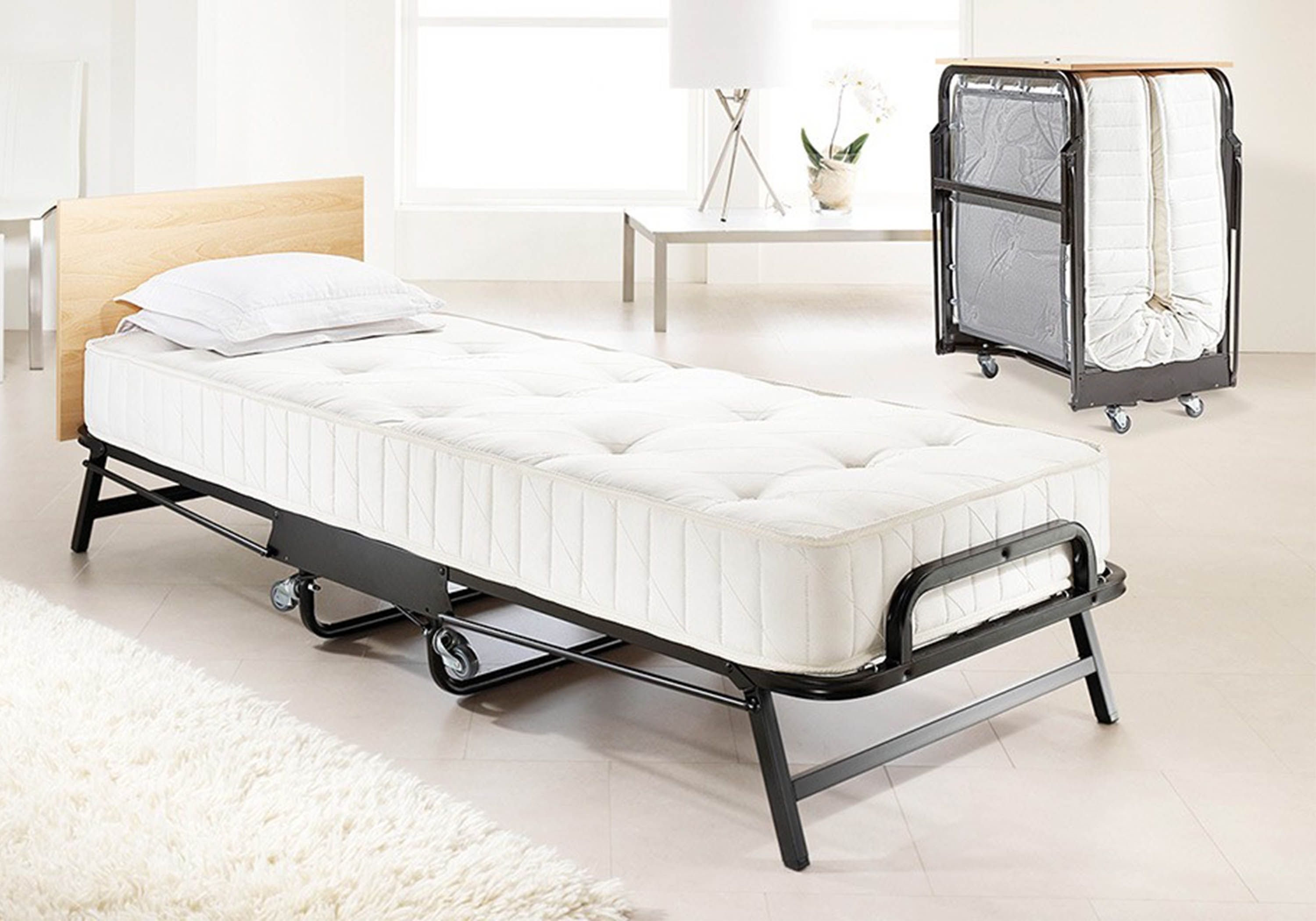 - Jay-Be Crown Premier Folding Guest Bed