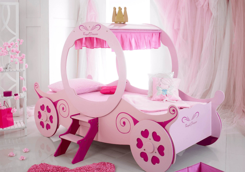 Artisan Princess Carriage Bed Frame