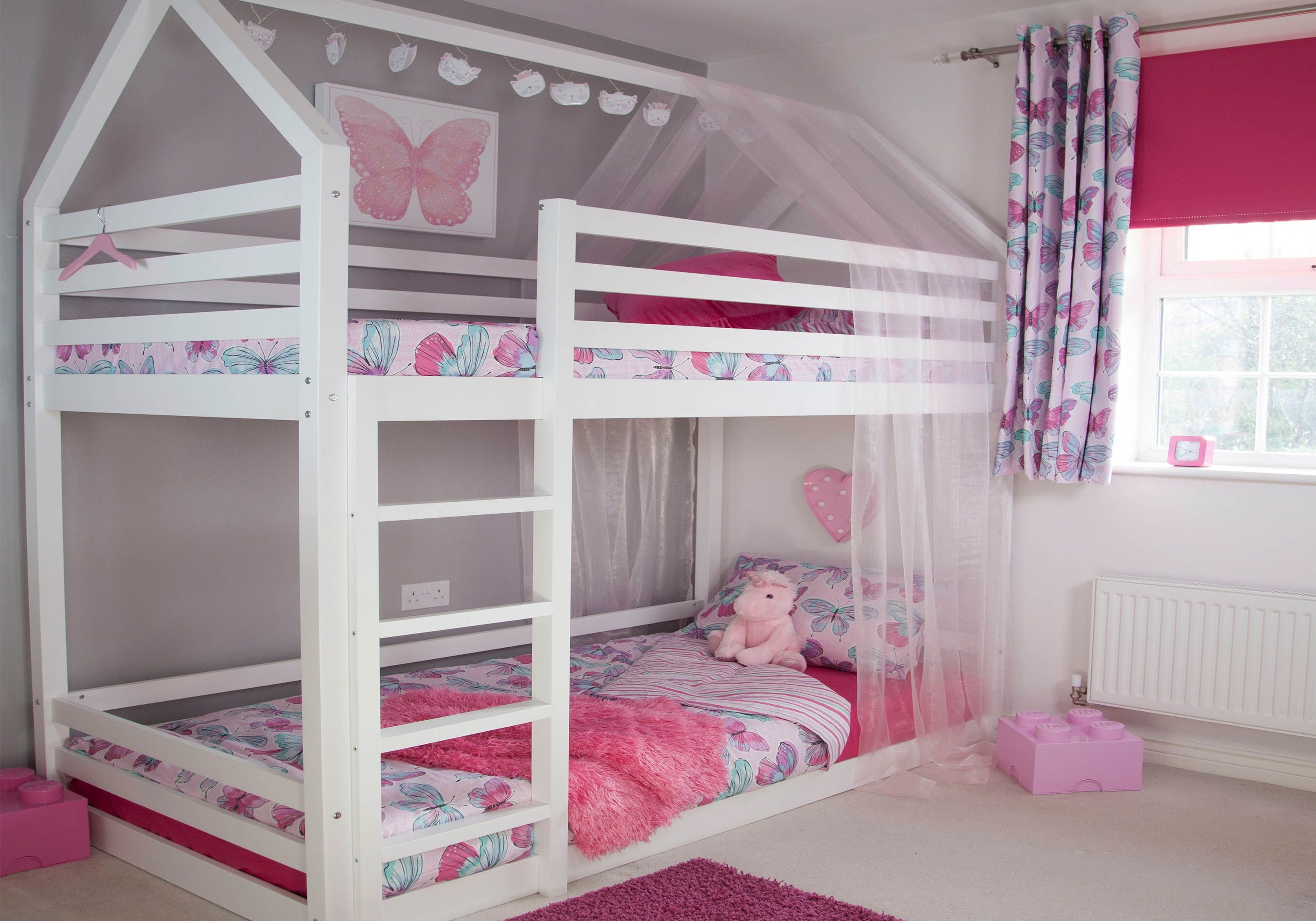 Picture of: Flair Furnishings Play House Bunk Bed