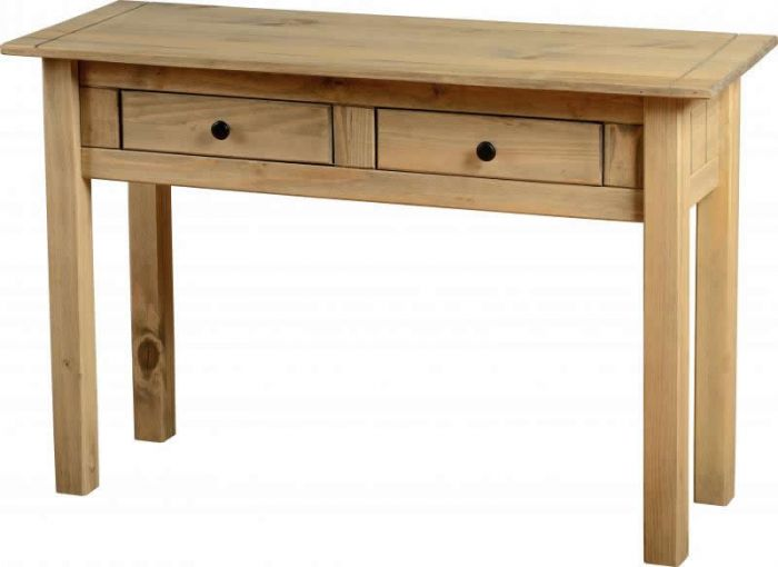 Seconique Panama 2 Drawer Console Table