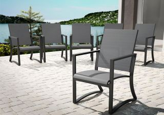 Cosco Capitol Hill Dining Chairs Set of 6