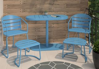 Cosco Metro 5 Piece Bistro Set