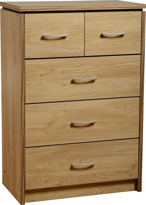 Seconique Charles 3+2 Drawer Chest