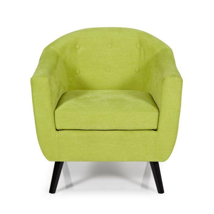 Serene Evie Fabric Chair