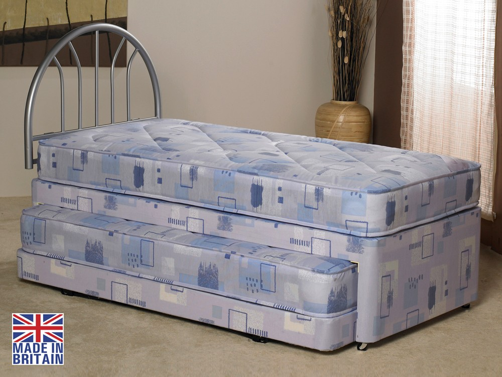Apollo plato 3 in 1 guest bed for Divan bed with guest bed